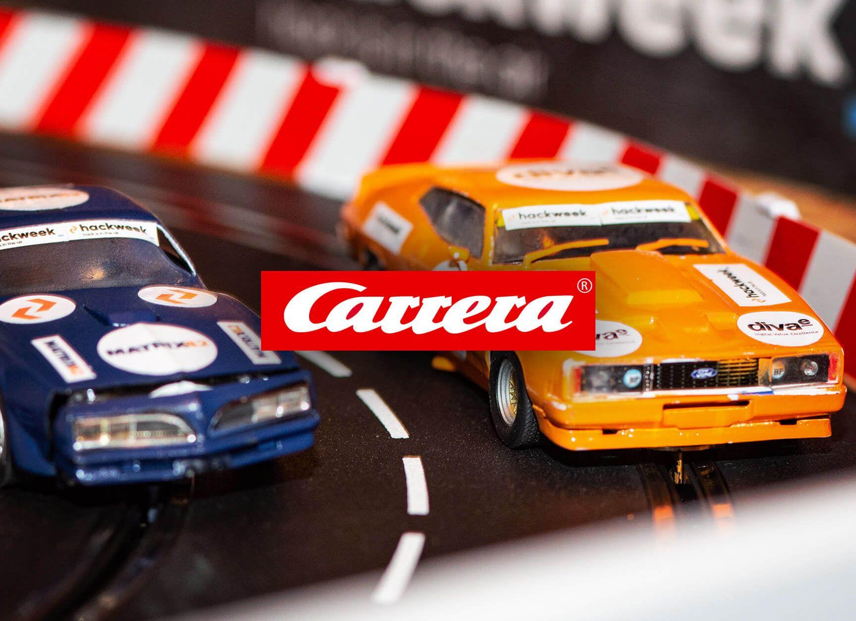 Carrera und diva-e: Startschuss für maximale Markensichtbarkeit
