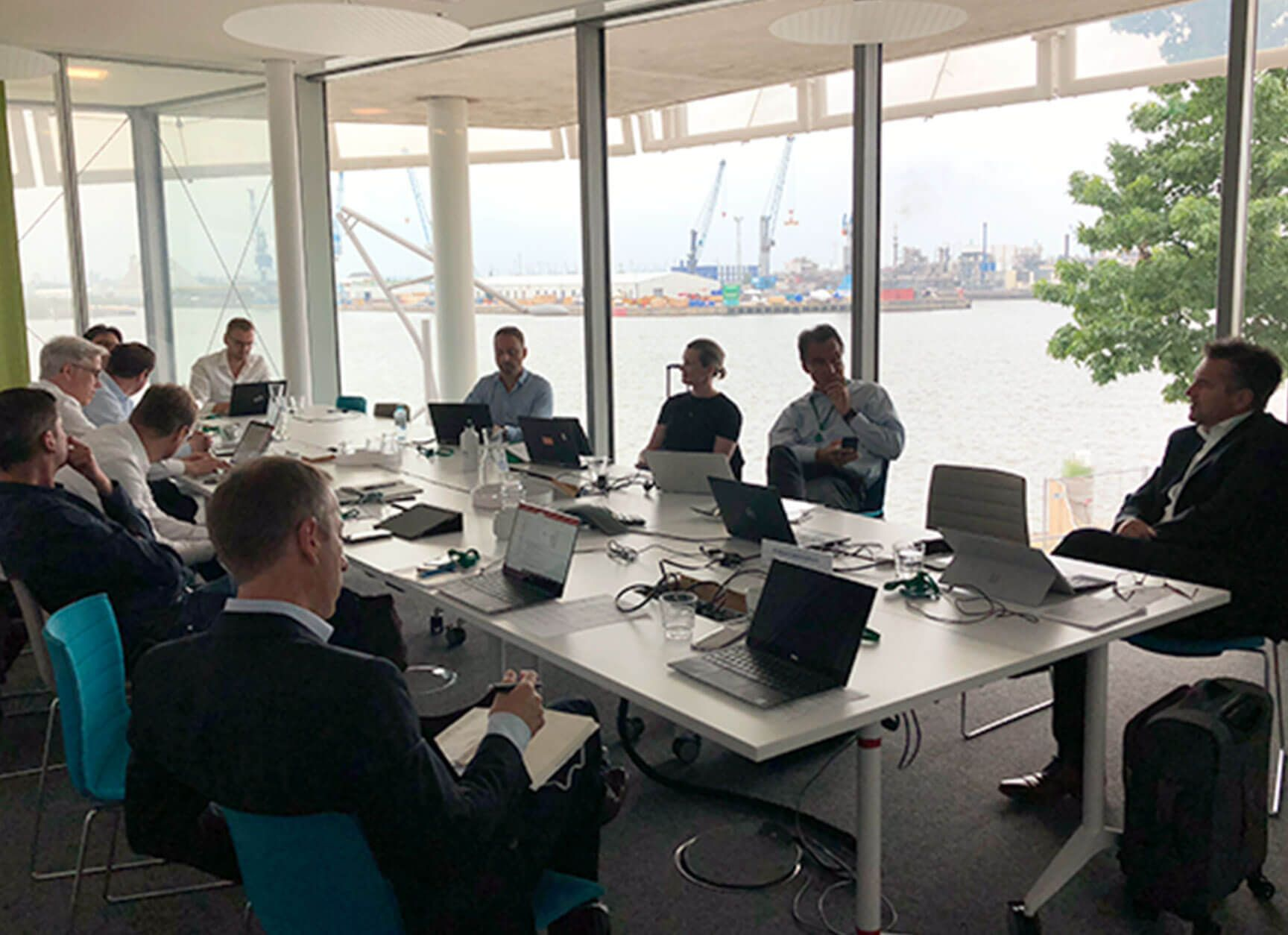 Recap: 9. Roundtable des CDO Executive Circle