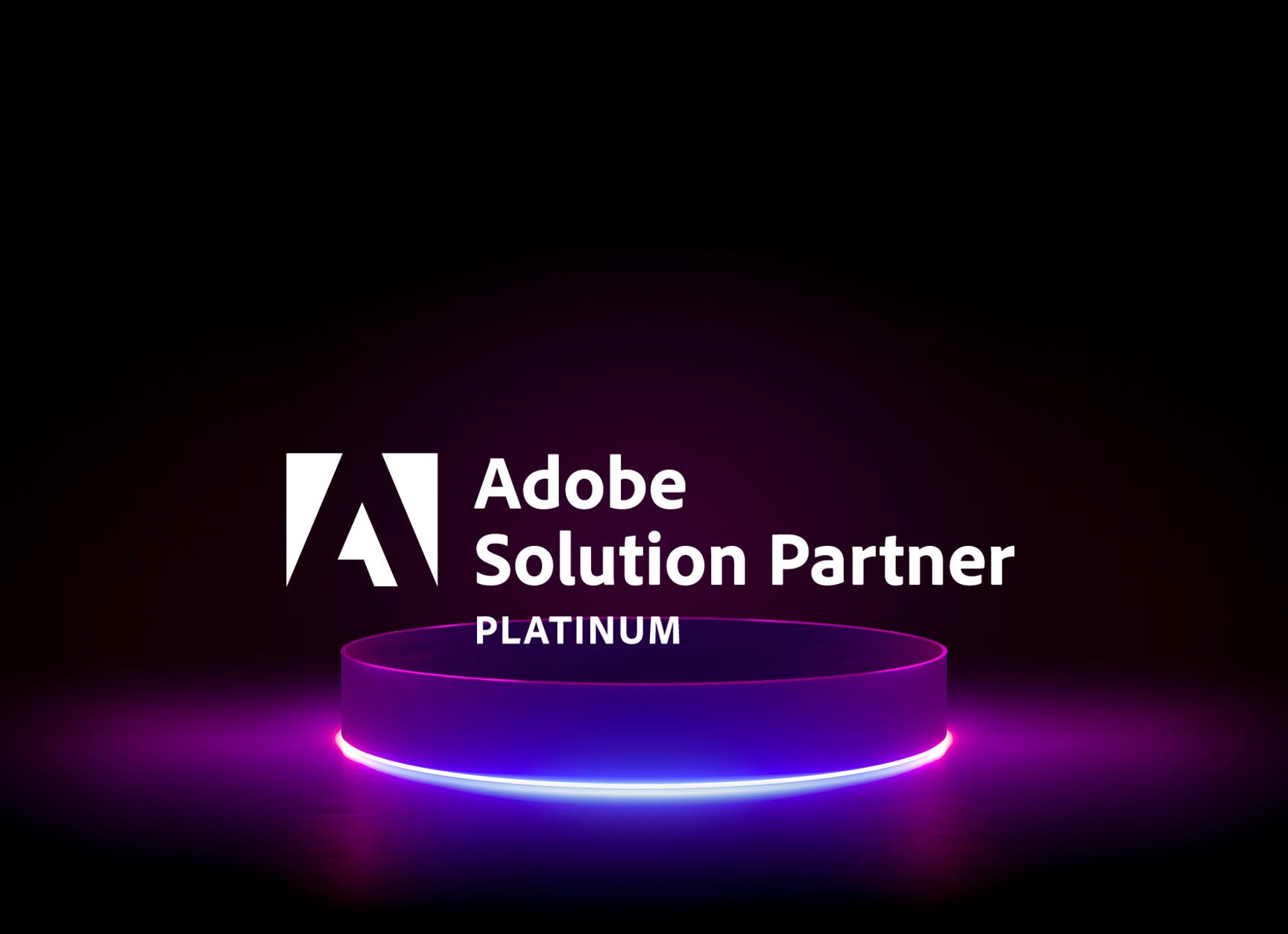 diva-e erreicht Adobe Platinum-Partner-Status