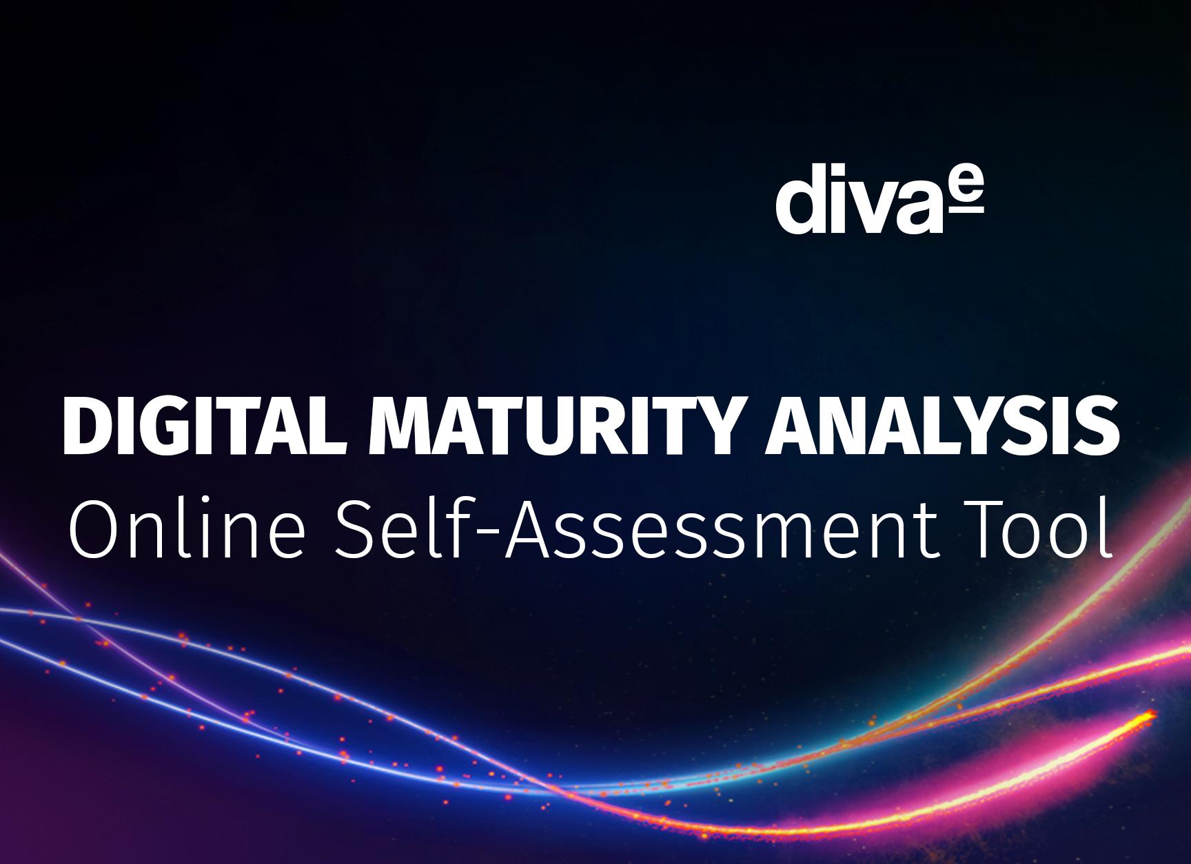 Kostenloses diva-e Online-Tool liefert Einblick in Ihre digitale Reife