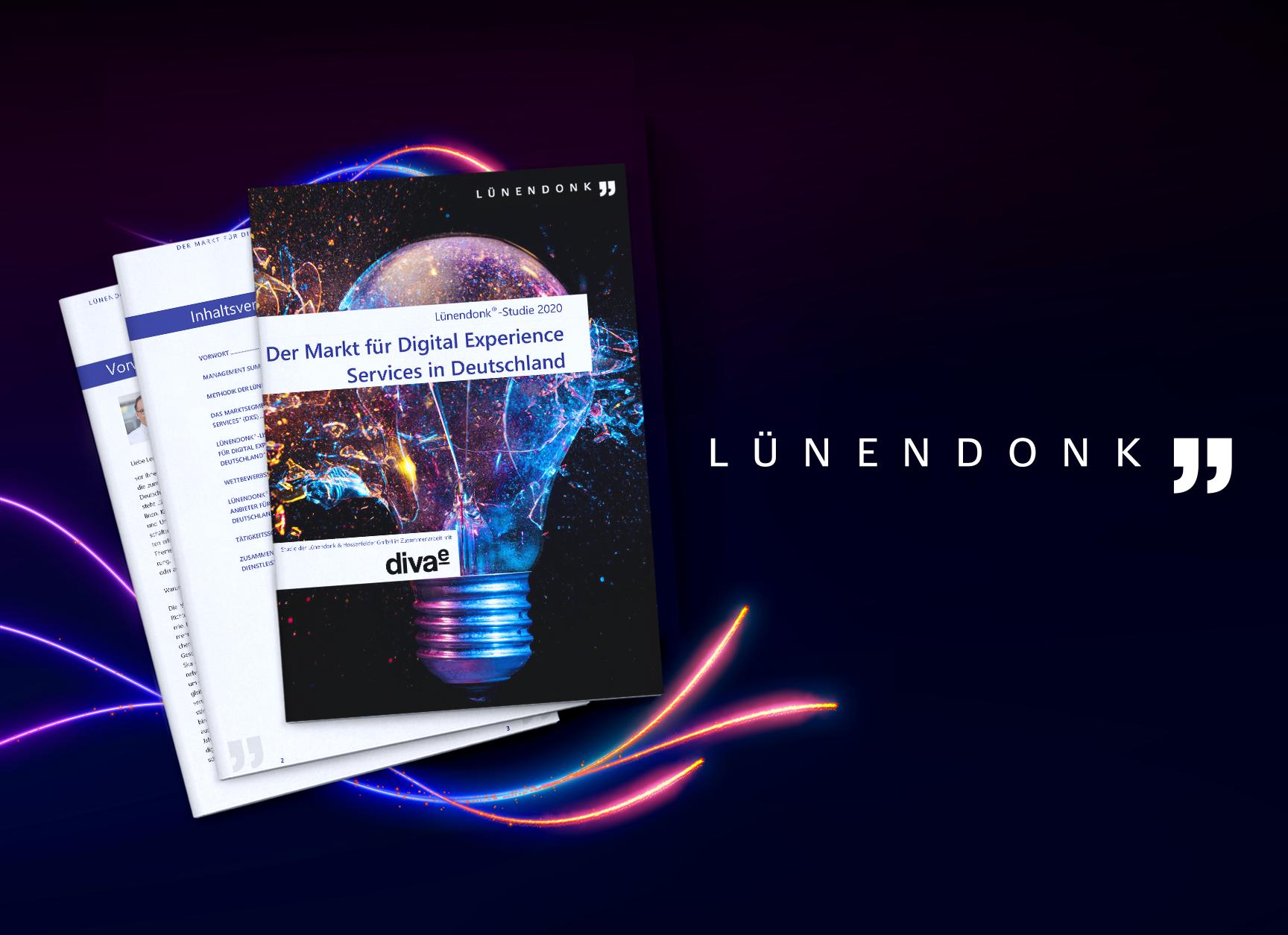 Lünendonk-Studie 2020 benennt die Top-Anbieter für Digital Experience Services