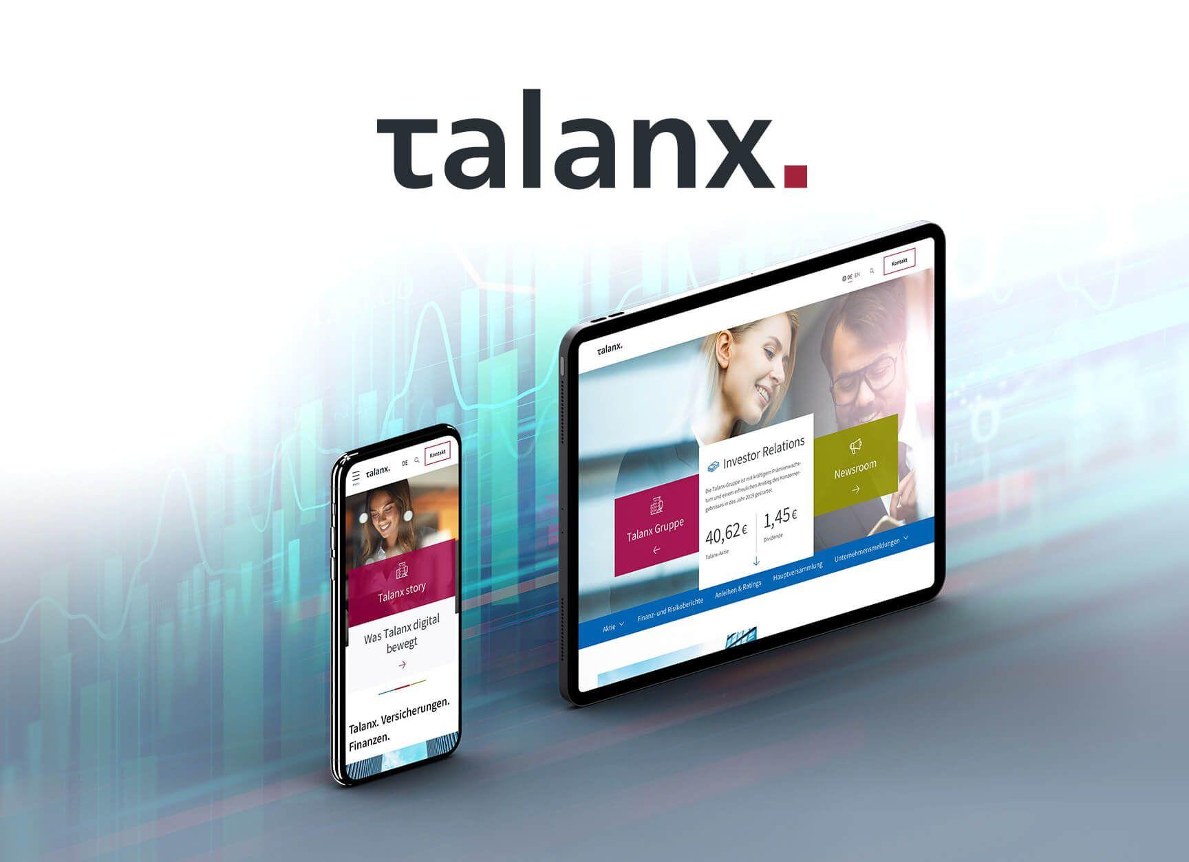 Versicherungskonzern Talanx setzt auf diva-e als End-2-End-Partner für Digitalservices