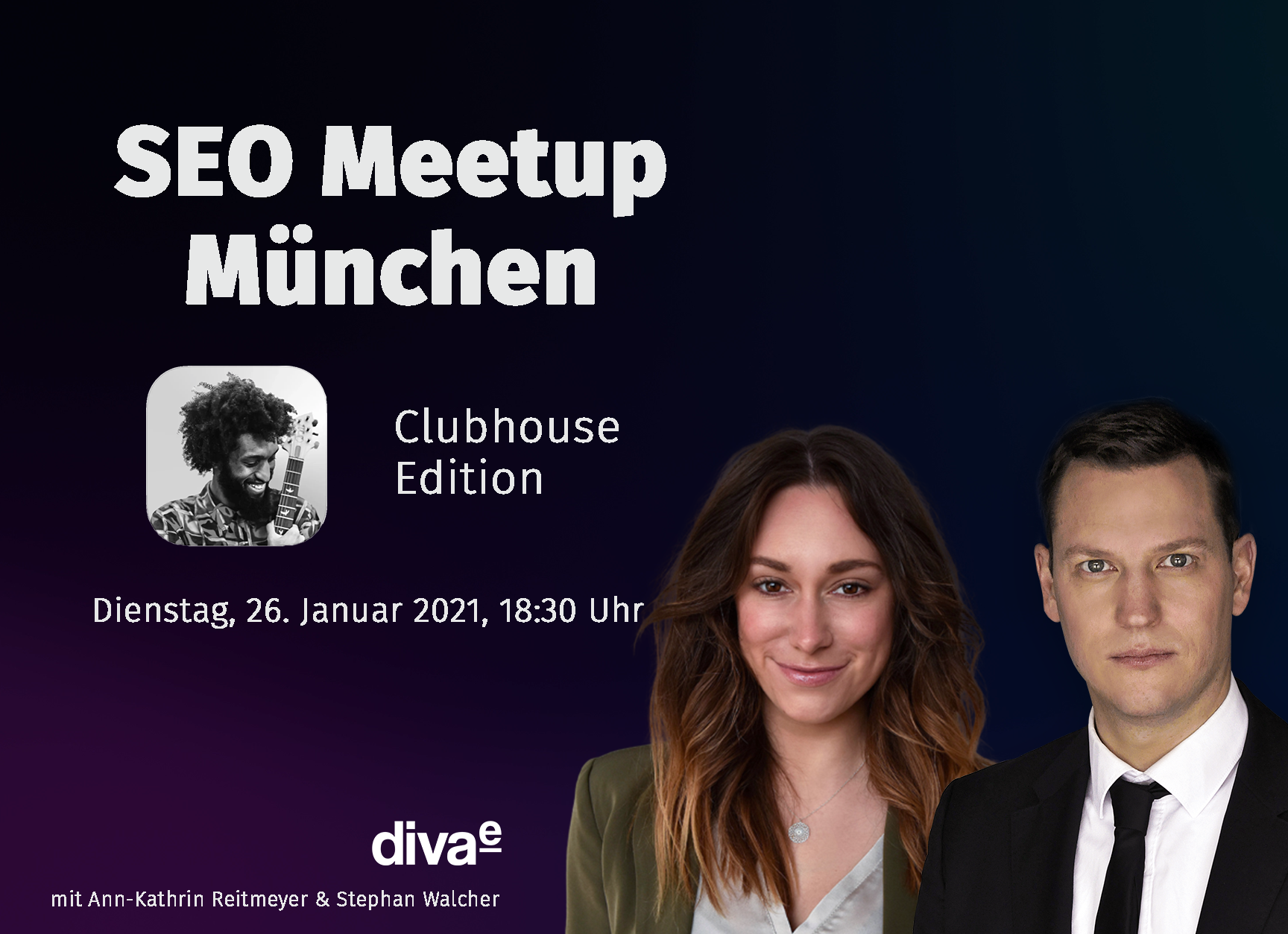 SEO Meetup München – Clubhouse Edition