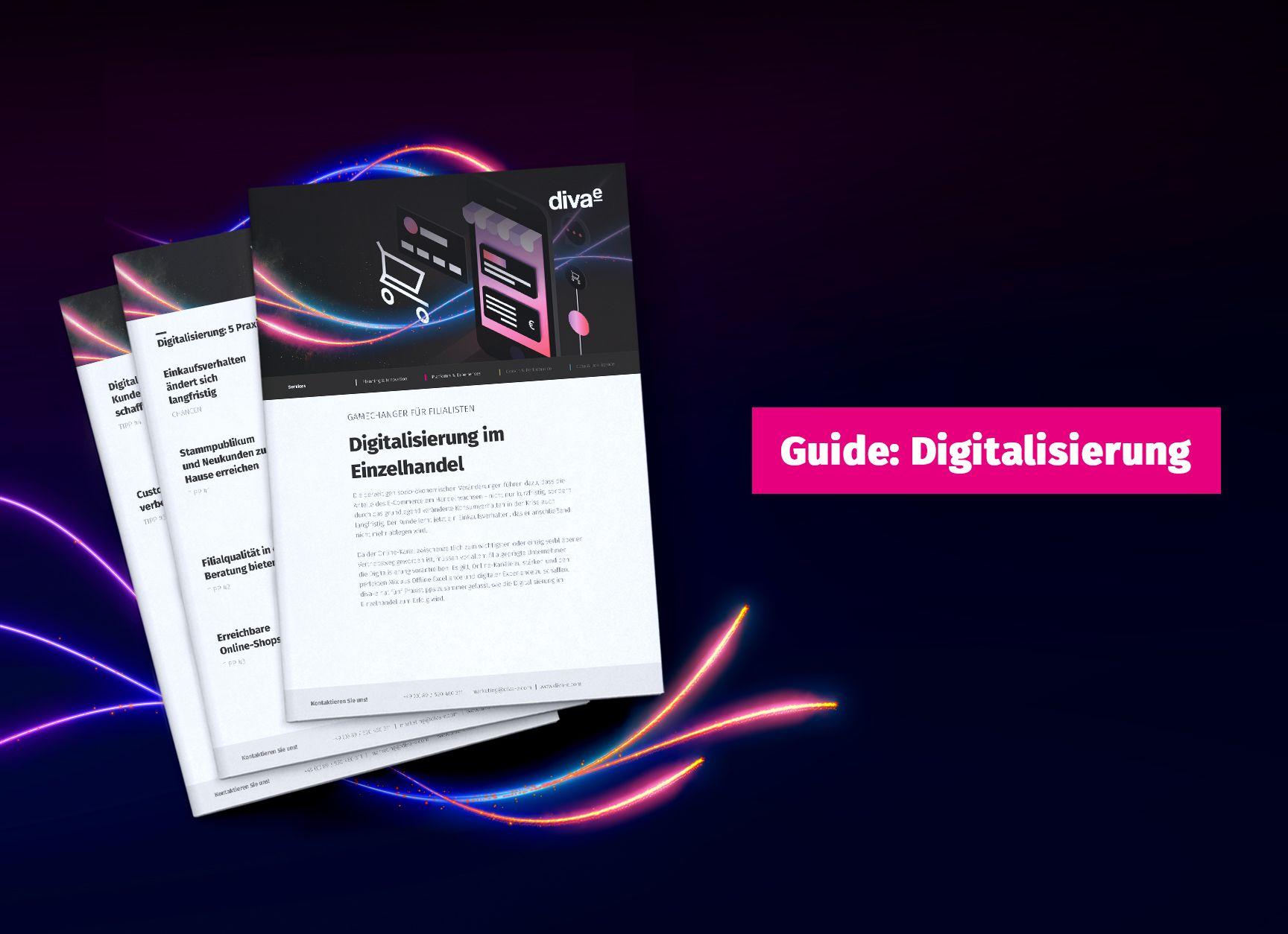 Guide: Digitalisierung im Einzelhandel