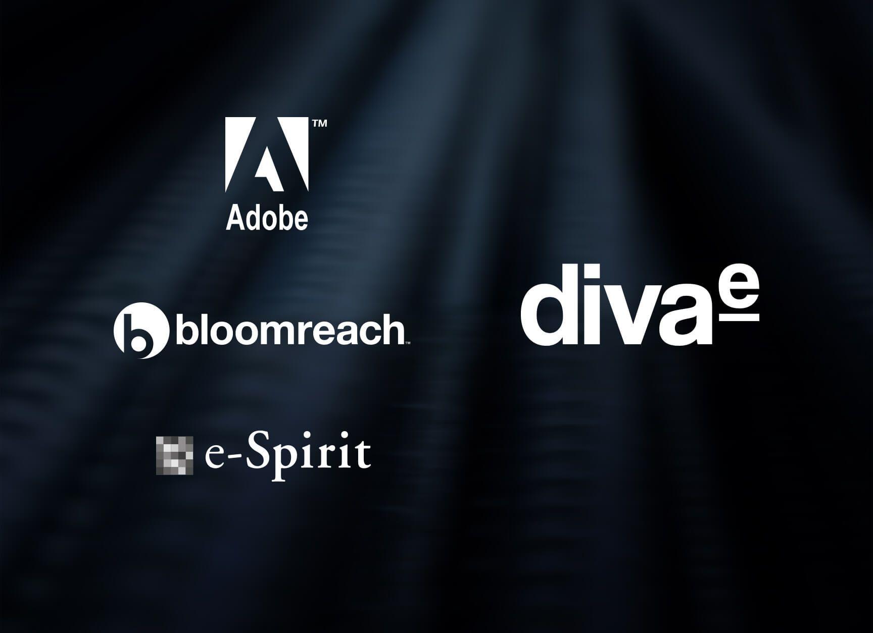 e-Spirit, Adobe and Bloomreach: Market leader as diva-e technology partner
