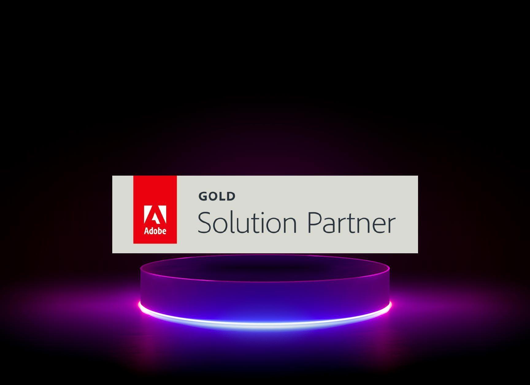 diva-e erreicht Adobe Gold-Partner-Status