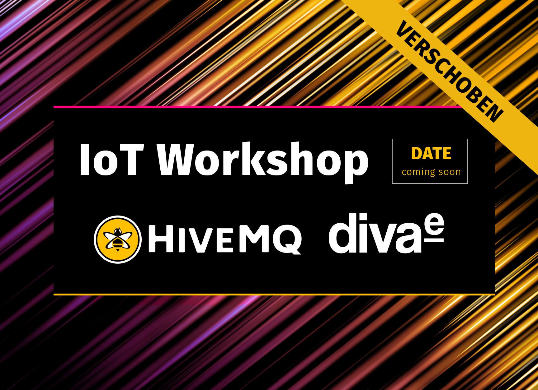"""IoT Workshop """"Vom IoT-PoC zur Produktion - Skalierung ohne Komplexität"""""""