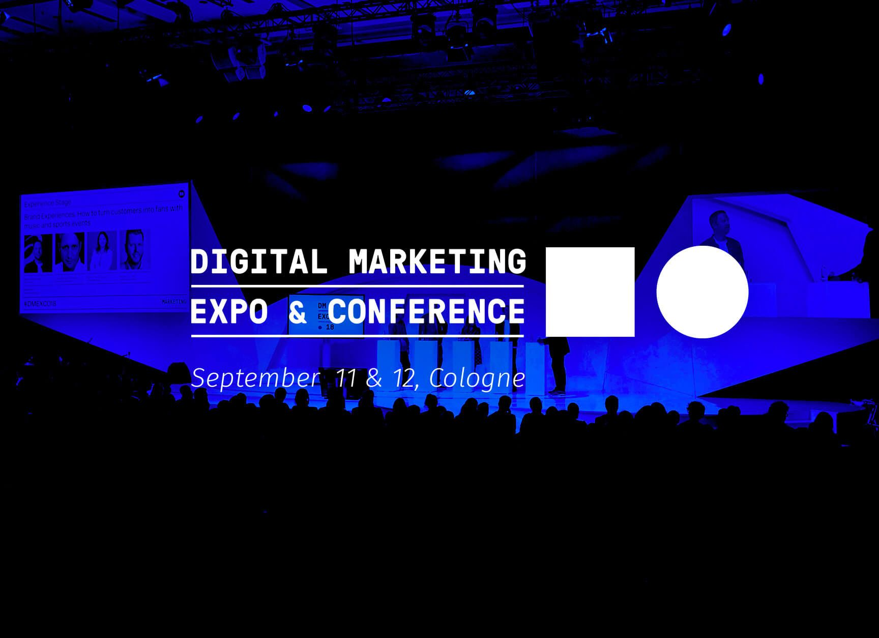 DMEXCO: diva-e beim Hotspot für E-Commerce & Marketing der Zukunft