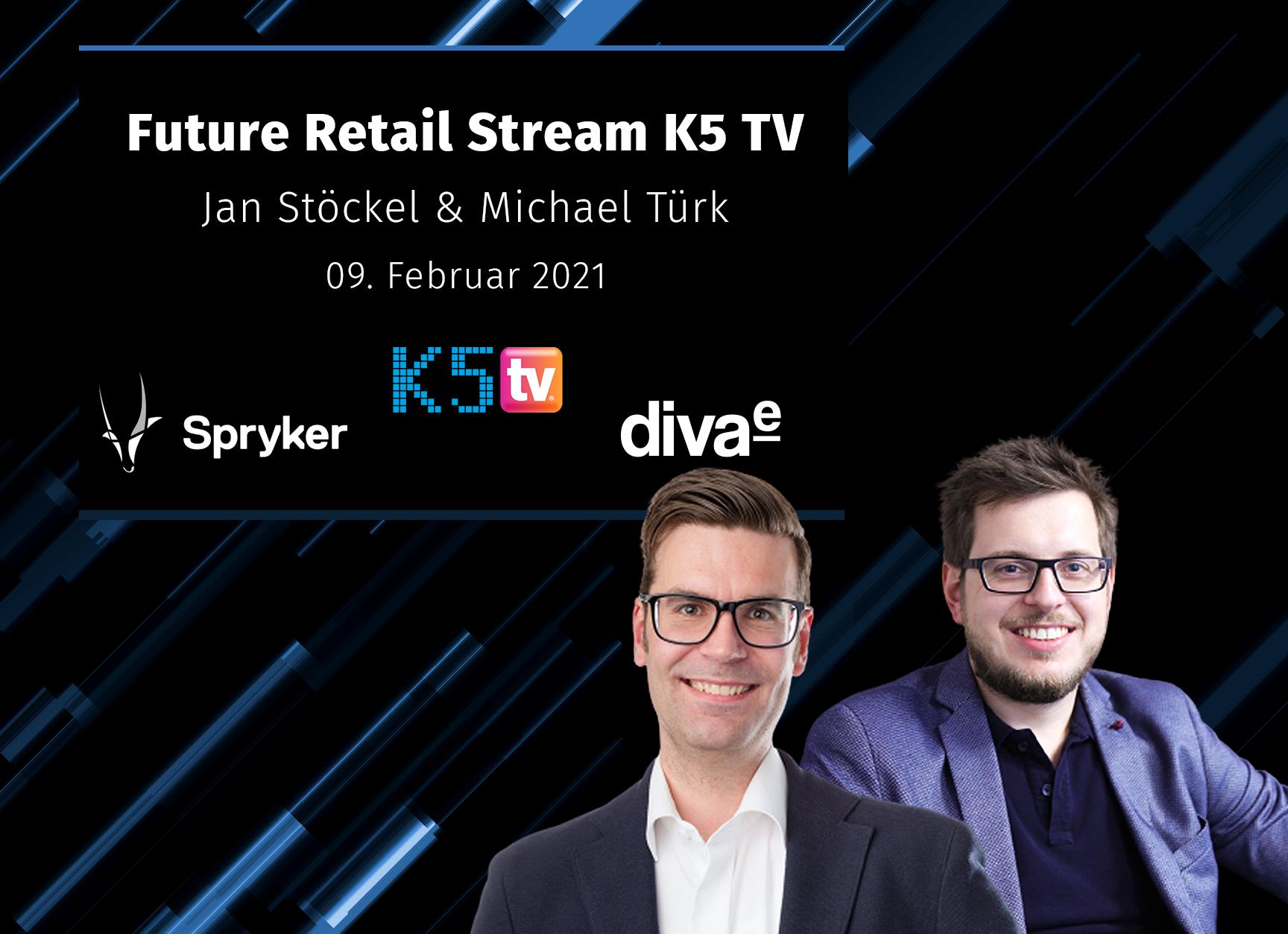 Future Retail Stream K5 TV