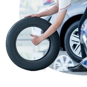 Neprekosljiva cena menjave pnevmatik