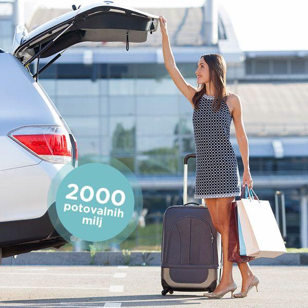 2000 potovalnih milj