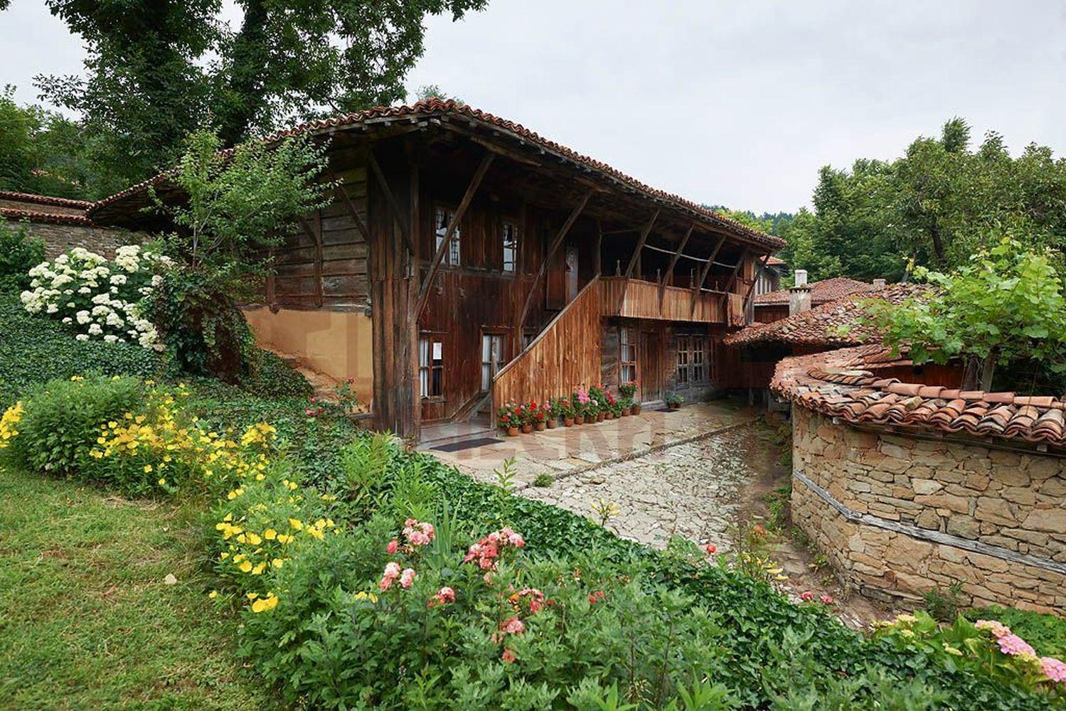 Къщата на Сава Филаретов в Жеравна