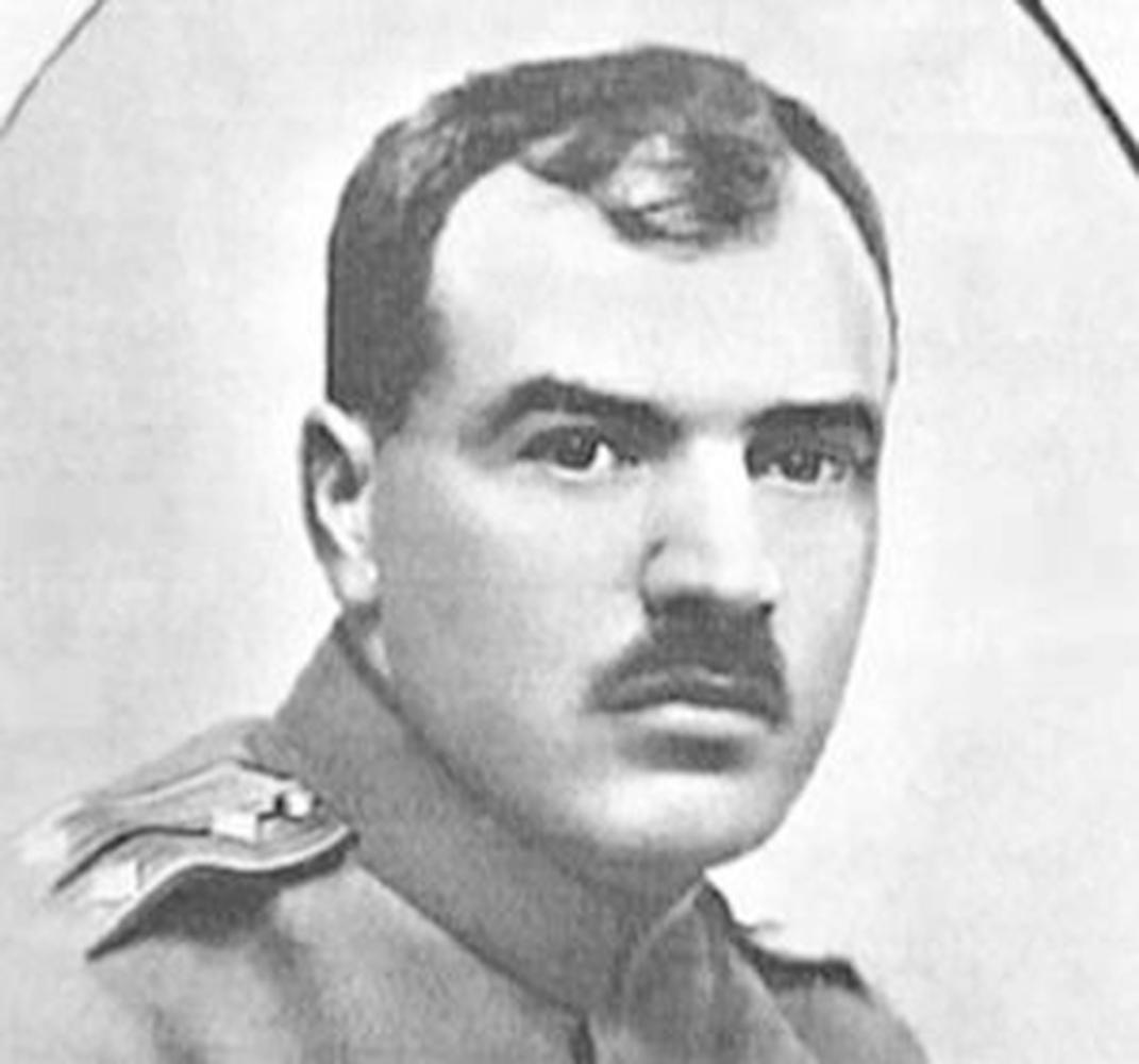 Йовков като войник