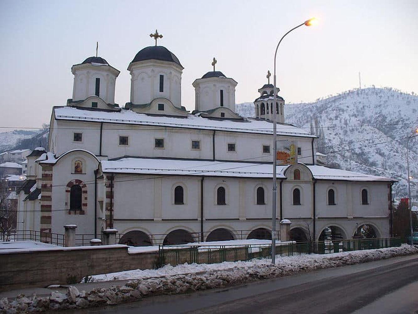 """Църквата """"Свети Никола"""""""