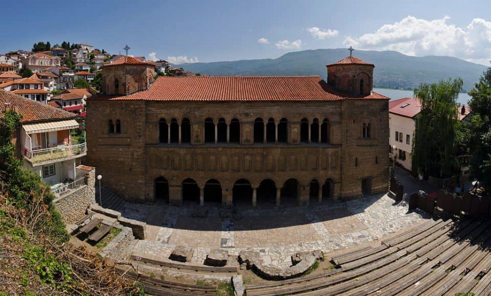 След изместването на столицата на България в Охрид, по времето на цар Самуил в края на X – началото на XI век, църквата е седалищен катедрален храм на Българската патриаршия, както и на наследилата я след 1018 година Охридската архиепископия.
