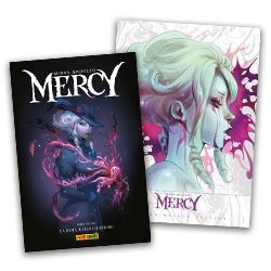 Mercy, by Mirka Andolfo