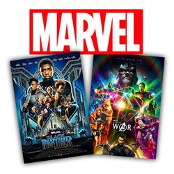 Marvel comics+movies: a match made in heaven!