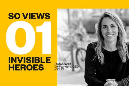 Tessa Clarke of OLIO a So Energy invisible hero