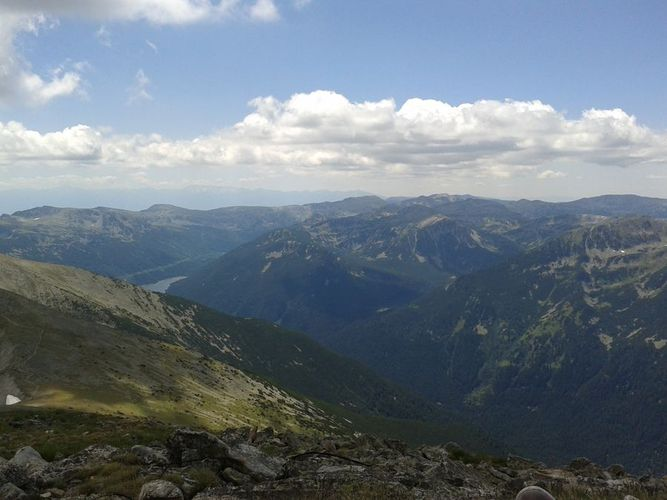 Hiking to Rila Mountain's Highest Peak - Musala