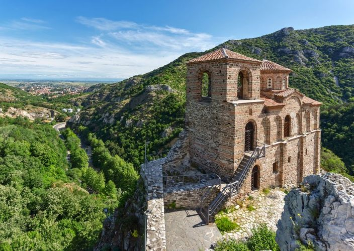 A trip to Asen's Fortress, Bachkovo and Marvelous Bridges