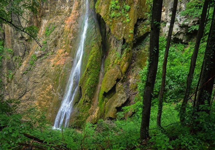 Hiking to the Slivodolsko Padalo Waterfall in the Smolyan Region