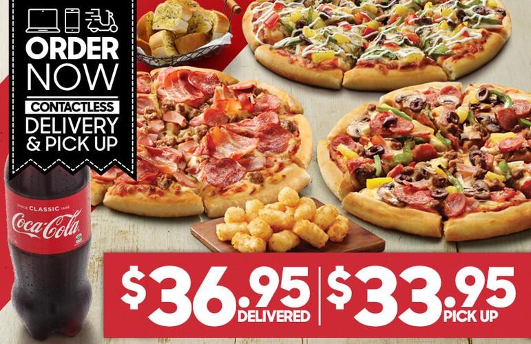 Pizza Hut Windsor Dine In