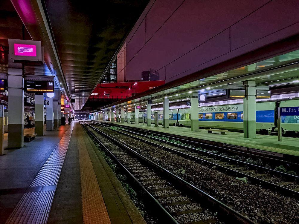 Die längste Zugfahrt der EU