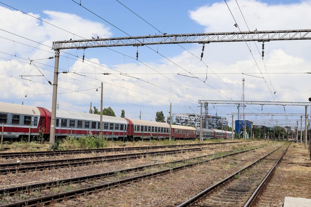 Auf holprigen Gleisen und Strassen durch Rumänien