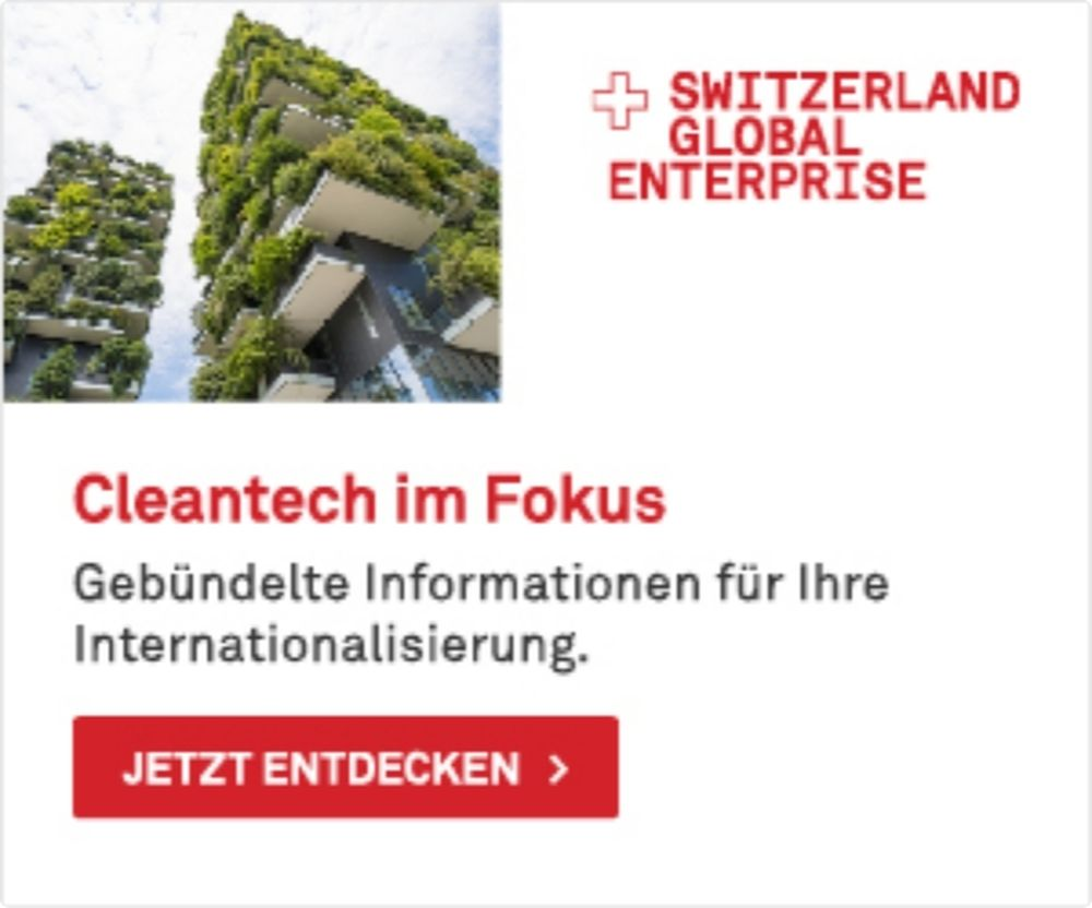 Cleantech Kampagne