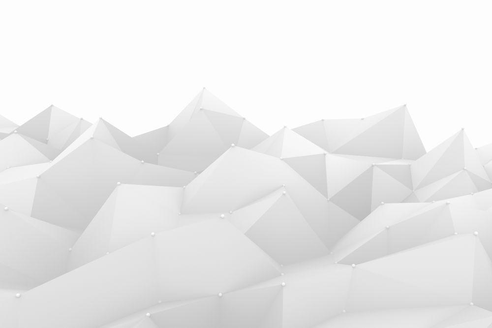 A triangle based landscape