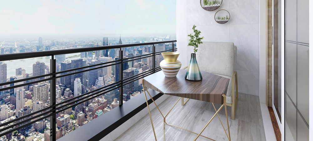 Creating A Balcony Sanctuary In Your Condo Or Apartment