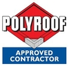 Polyroof flat roofing installer