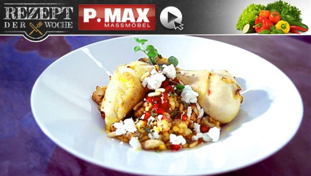Rezept der Woche: Exotisches Curry-Chili-Huhn