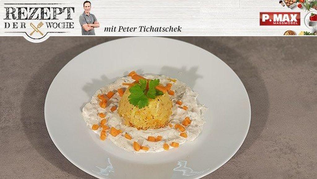 Gesunde Couscous-Gemüse-Muffins