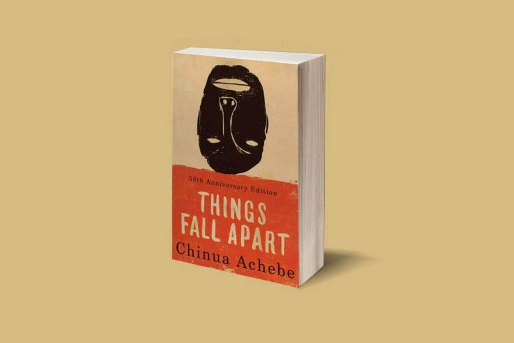 Things Fall Apart book cover