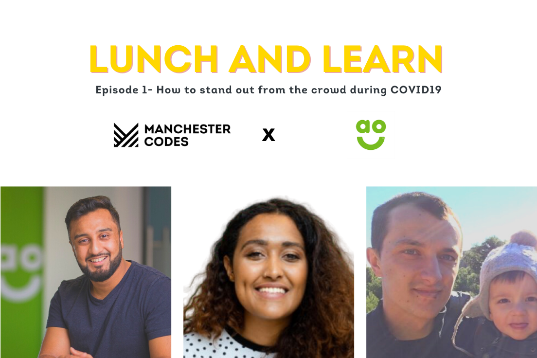 Lunch and Learn with AO: Episode 1