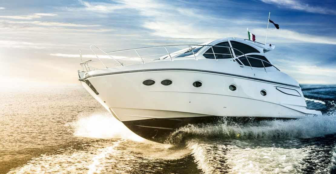 Powerboat tocht in Costa del Sol