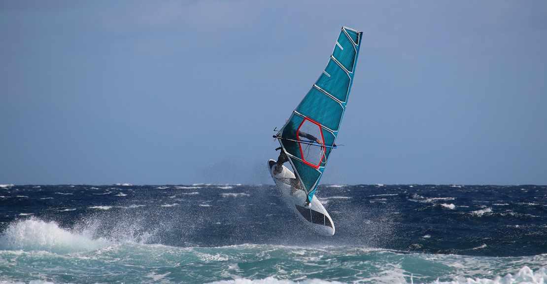 Windsurfen in El Médano