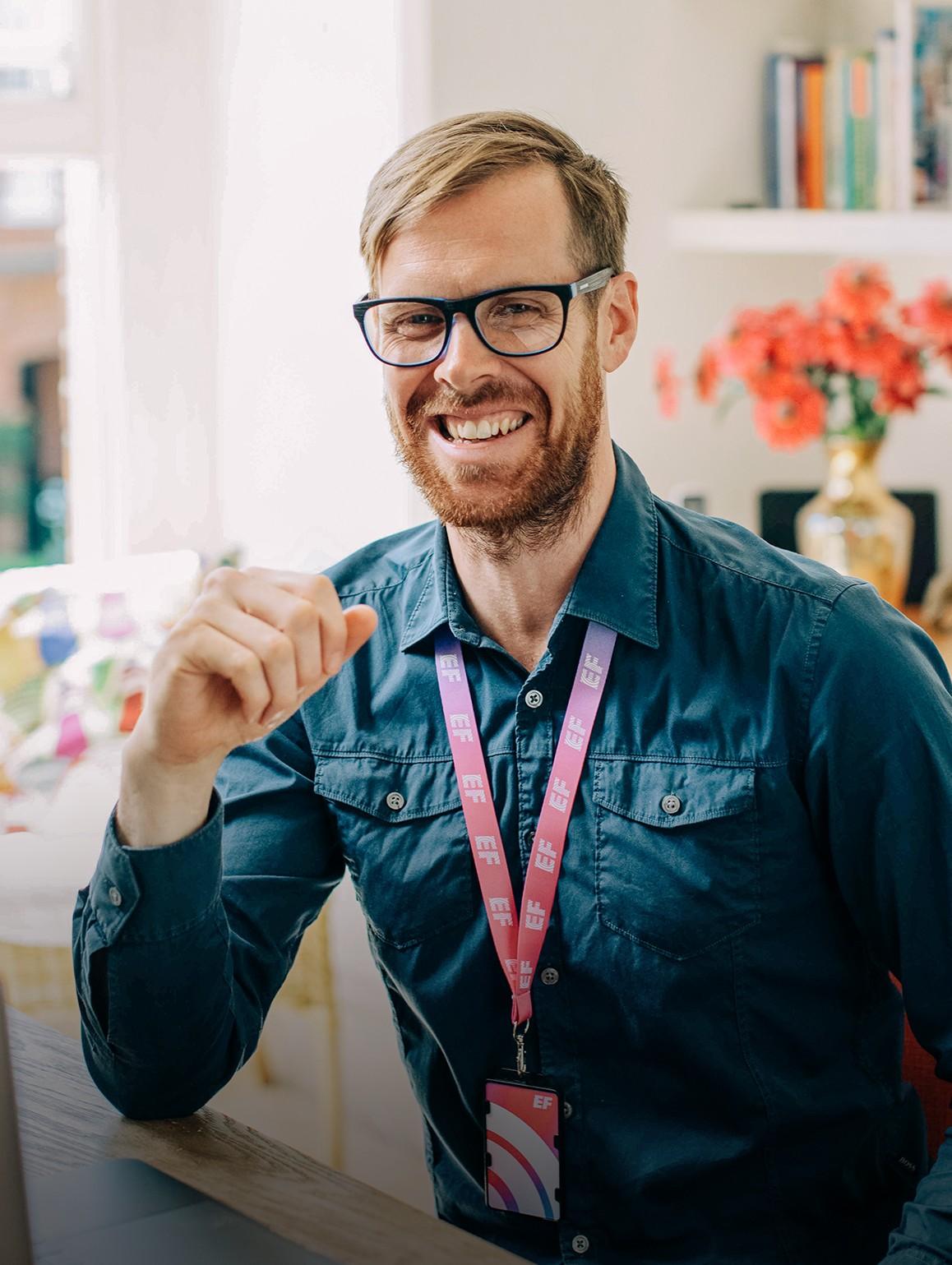 EF Teacher - Graham C