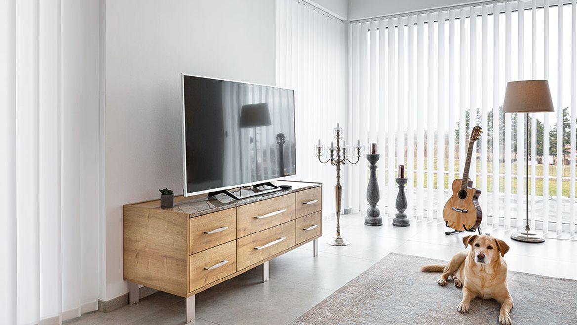 Modernes P.MAX Wohnzimmer.