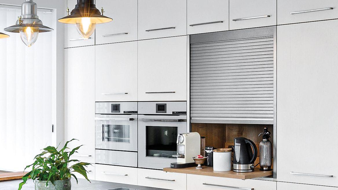 Moderne P.MAX Küche.