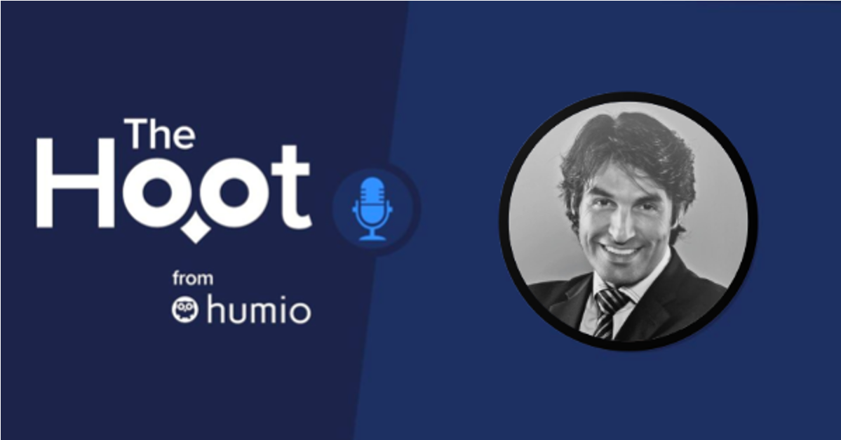 The Hoot - Episode 22 - Humio at Vijilan with Kevin Nejad, Founder and CEO