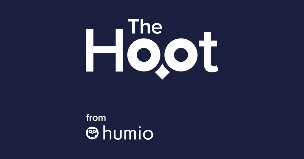 The Hoot - Episode 18 - Kresten Krab Thorup, Humio CTO and Founder