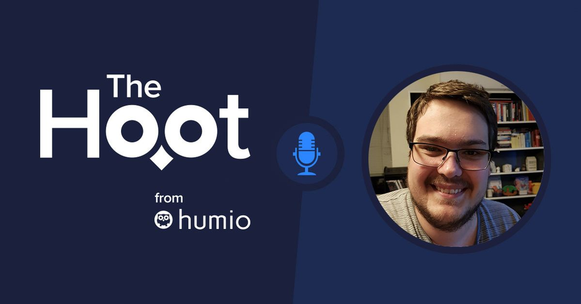 The Hoot - Episode 16 - Humio Security Developer Kristian Gausel