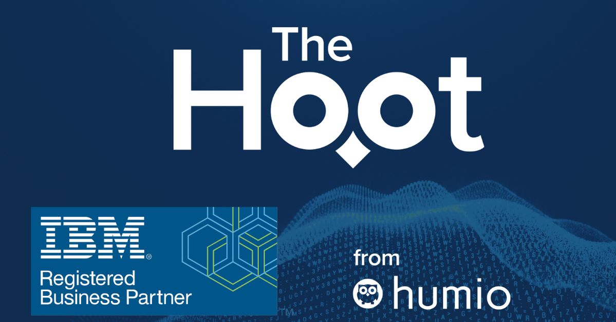 The Hoot episode 11: IBM and Humio with Mike Mallo and Jeff Rogers