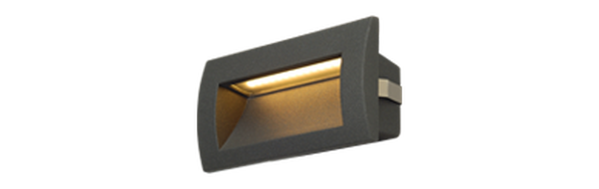 Exterior lights - Recessed Fittings