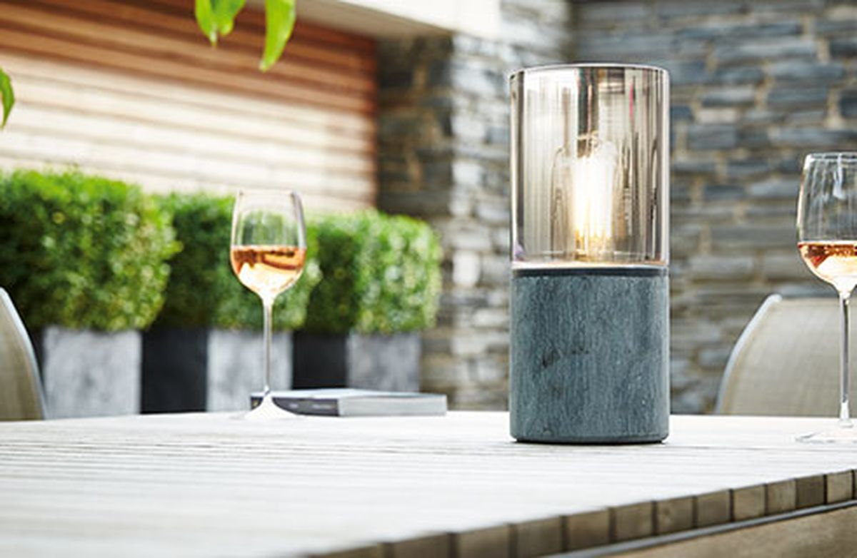 Exterior lights - Table lamps