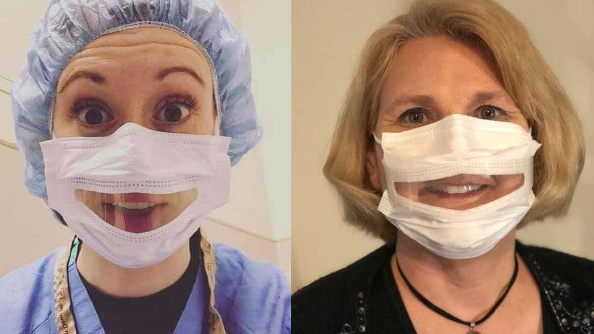 Accessible Surgical Masks Fb