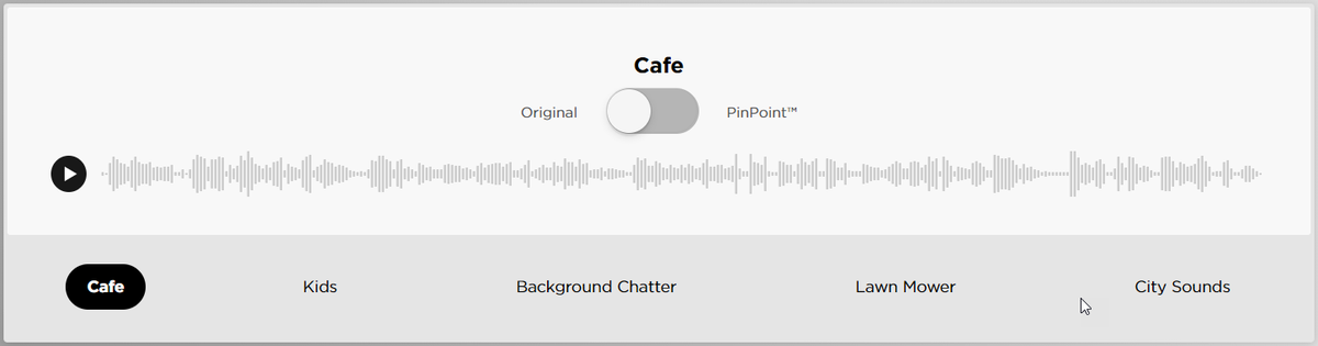 Pinpoint By Bose Demo