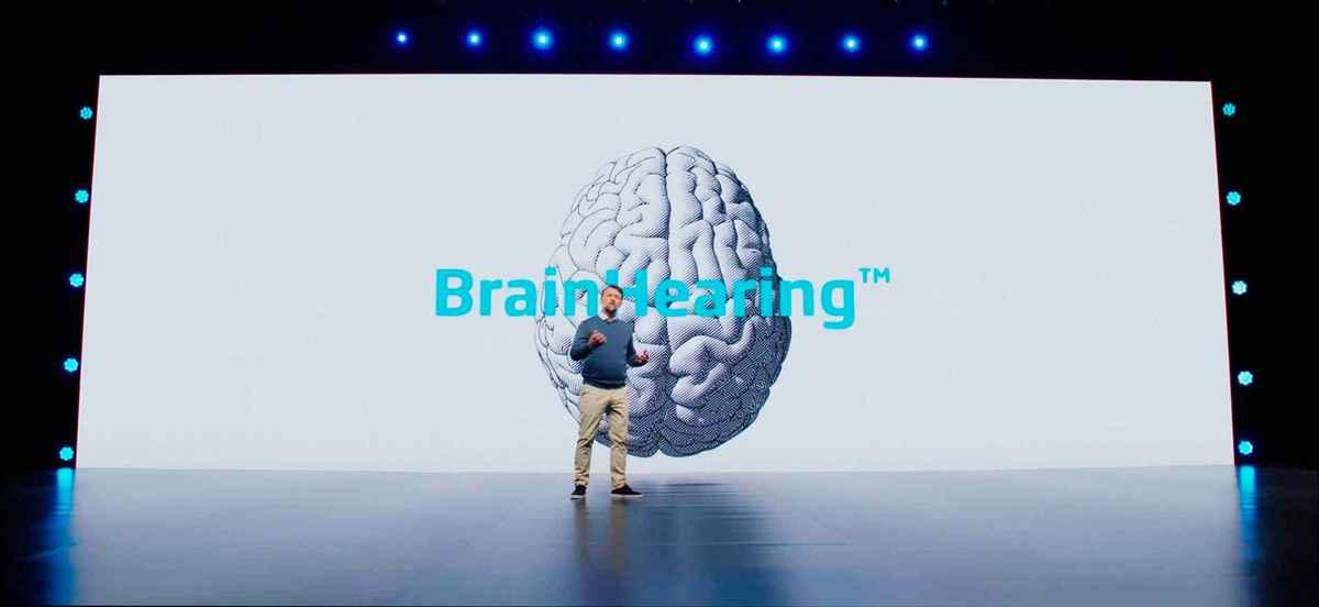 Brain Hearing